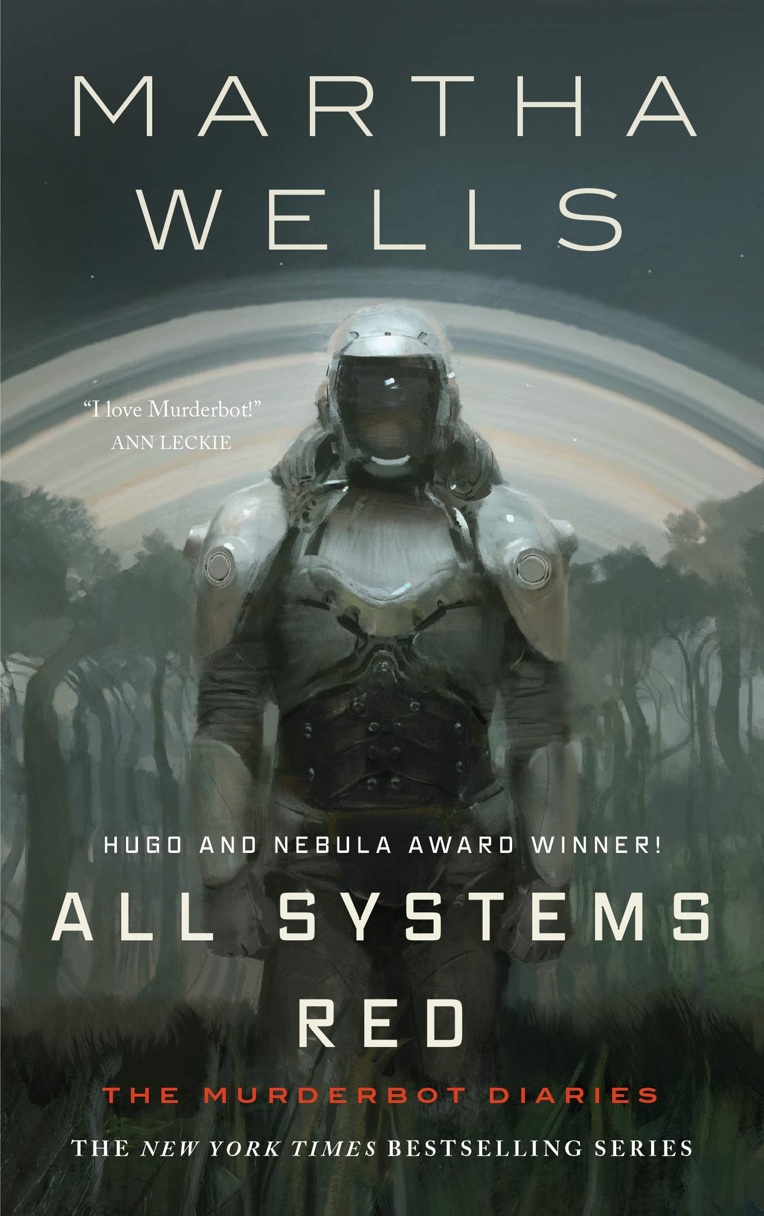 Image result for all systems red by martha wells