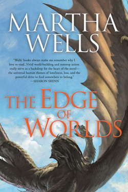 The Edge of Worlds cover